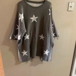 Easel star tunic
